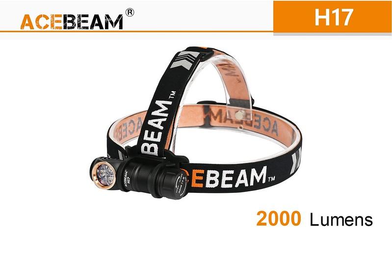 ACEBEAM H17 頭燈-2