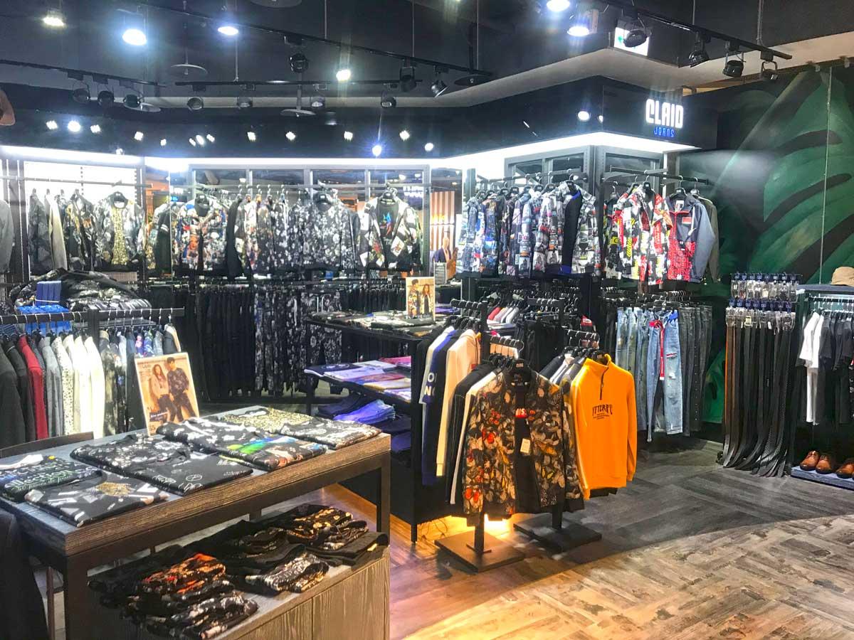 大江購物中心 3F