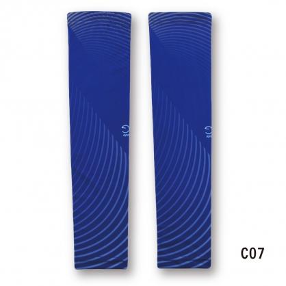 【EG-PLAY】#Show袖 擴散波紋系列 海洋藍
