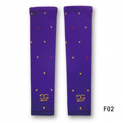 【EG-PLAY】#Show袖 亮麗紫搭可愛小圓點