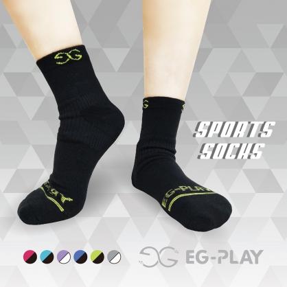 【EG-PLAY】SPORTS SOCKS 足踝支撐機能襪