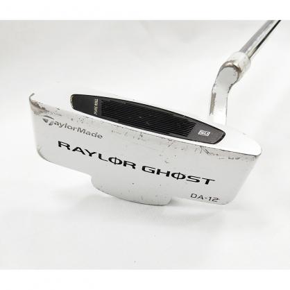 【二手桿】Putter 推桿 TaylorMade RAYLOR GHOST DA-12 35inch Steel 4°