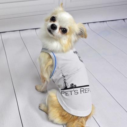 【PET'S REPUBLIC】GDM 坦克背心-巴黎印象