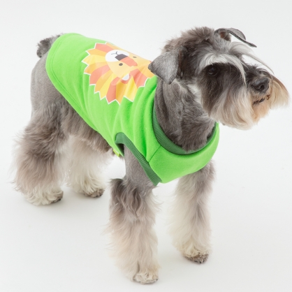 【PET'S REPUBLIC】CoCoBANANA-可愛獅子無袖衫