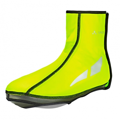 【福利新品】VAUDE Wet Light III Shoe Covers neon yellow 防水鞋套