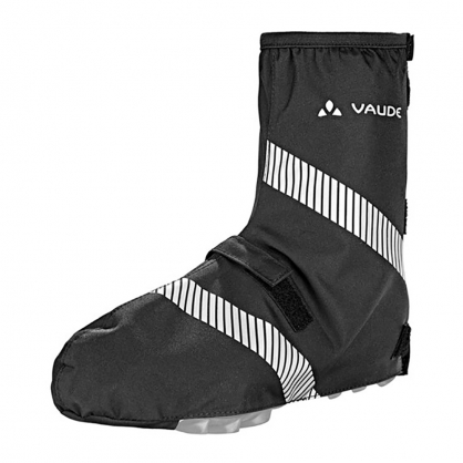 【福利新品】Vaude Luminum Bike Gaiter - black 防水鞋套