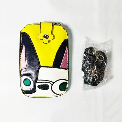 魔法智能手機套黃