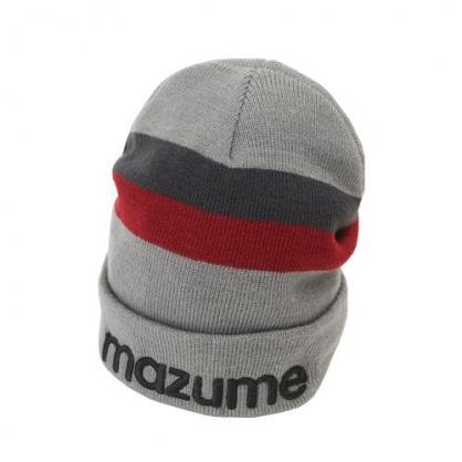 MZCP-F385 mazume 經典LOGO針織帽