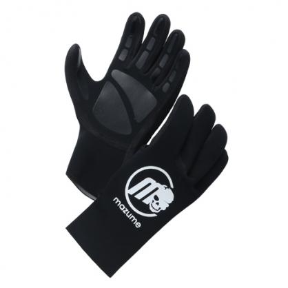 MZGL-F389 mazume 鈦塗層防水保暖五指手套