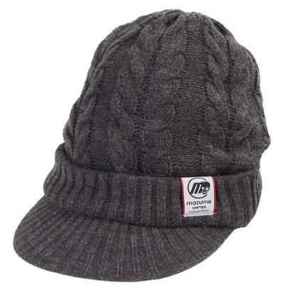MZCP-F518 mazume 針織帽(有帽簷)