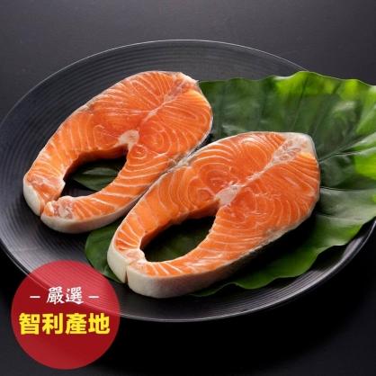 智利鮭魚片