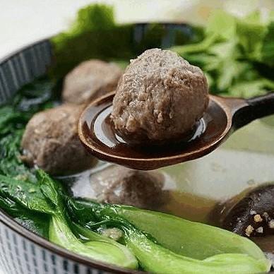 「食肉老衲」爆漿和牛牛肉丸 (原味)