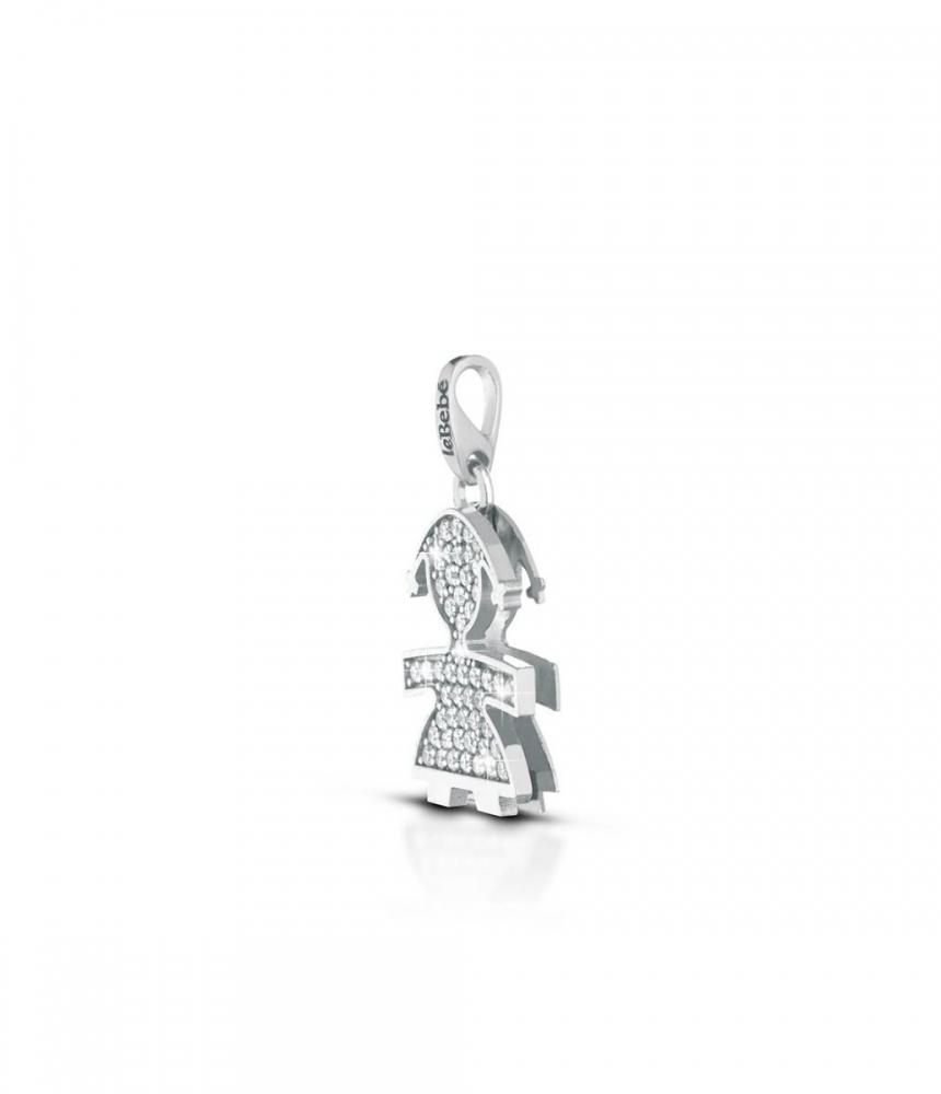Gioielli珍愛Pave鑽石項鍊 Micro-setting