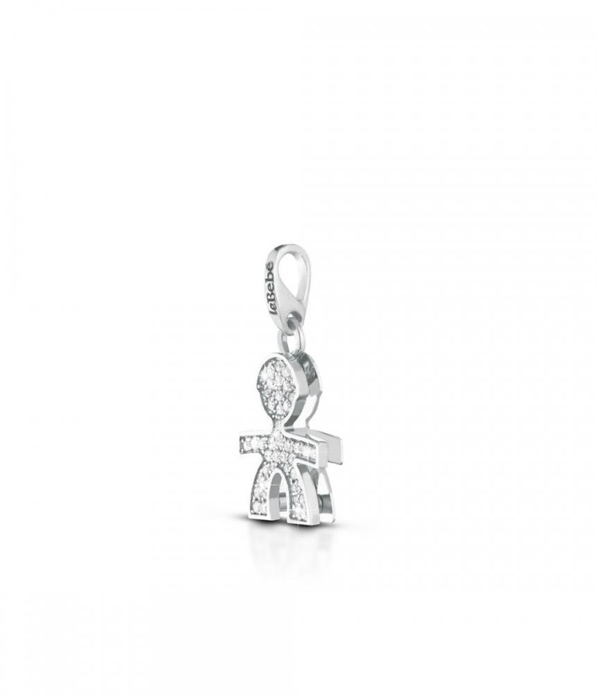 Gioielli珍愛Small Pave鑽石項鍊 Micro-setting