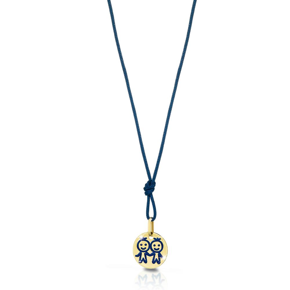 Primegioie首愛Zodiac星座吊飾 雙子座