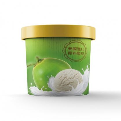 【泰椰】椰子冰淇淋 (100ml)