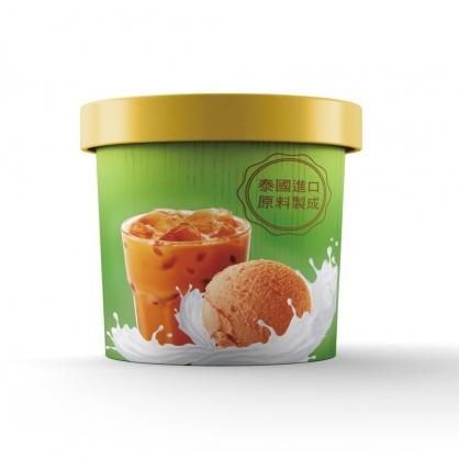 【泰椰】泰式奶茶冰淇淋 (100ml)