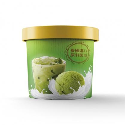 【泰椰】抹茶奶綠冰淇淋 (100ml)