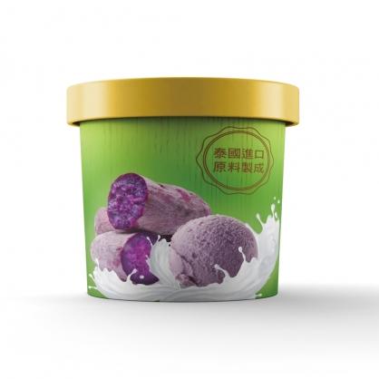 【泰椰】紫薯冰淇淋 (100ml)