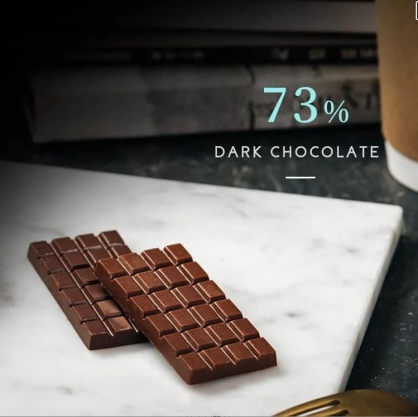 73% 純黑巧克力禮盒