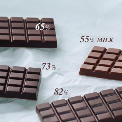 65% 純黑巧克力禮盒