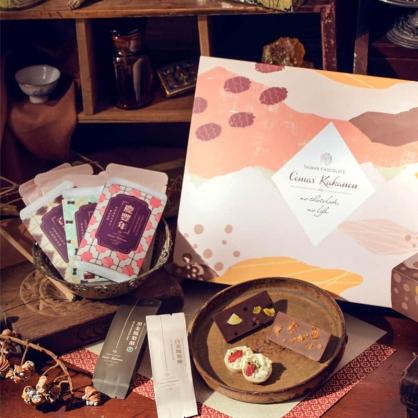 風味巧克力禮盒