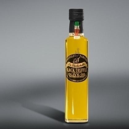 義大利 La Rustichella 樂奇雅黑松露調味橄欖油