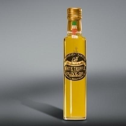 義大利 La Rustichella 樂奇雅白松露調味橄欖油