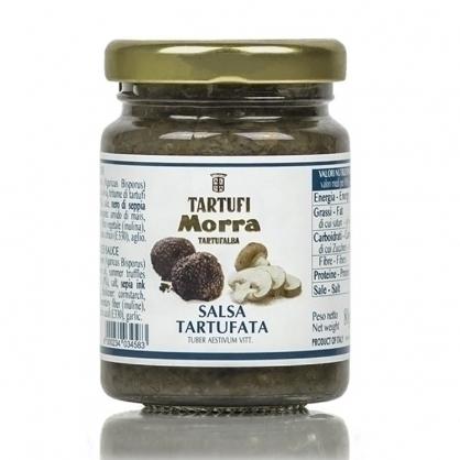 TARTUFI MORRA 義大利松露系列 黑松露磨菇醬(小)(葷食)