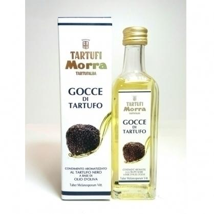 TARTUFI MORRA 義大利松露系列 黑松露油