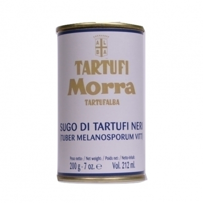 TARTUFI MORRA 義大利松露系列 黑松露汁