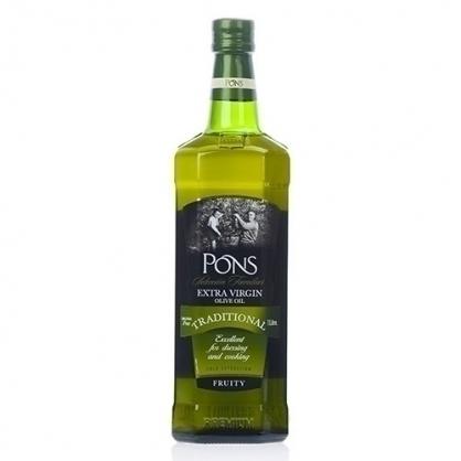 西班牙PONS OLIVE OIL 龐世特級冷壓橄欖油