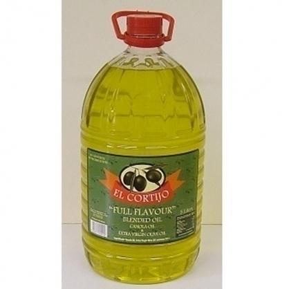 西班牙PONS OLIVE OIL 精選芥菜籽橄欖調和油(綠標)