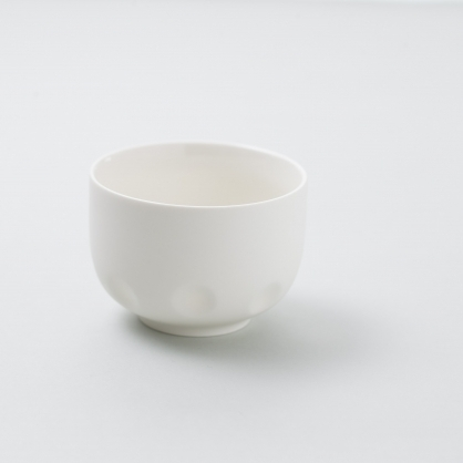 Moiscup Yunomi 和風茶杯(白色)
