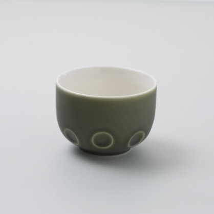 Moiscup Yunomi 和風茶杯(綠色)