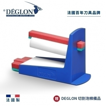 法國 DEGLON 養刀續銳測試器 加碼贈切割泡棉