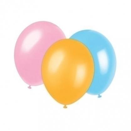 法國ScrapCooking色彩氣球 6入