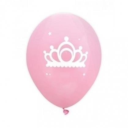 法國ScrapCooking公主氣球(O25cm) 6入