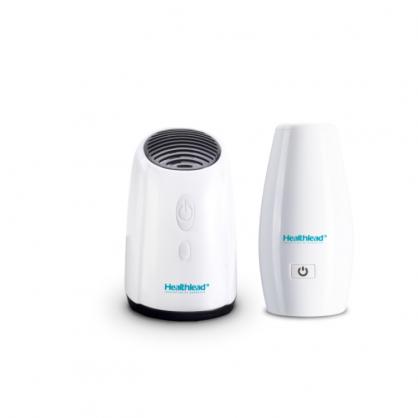【優惠二入組】Healthlead迷你負離子空氣清淨機EPI-939+EPI-929