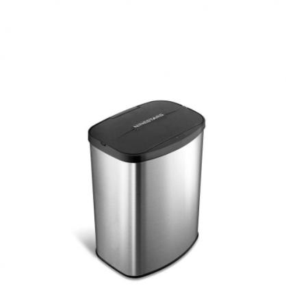美國NINESTARS感應式垃圾桶8L