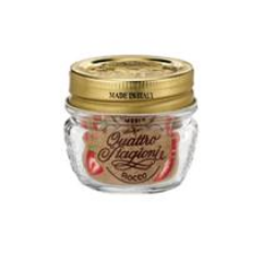 Bormioli Rocco 四季果醬罐-80ml/12入(每個$63)