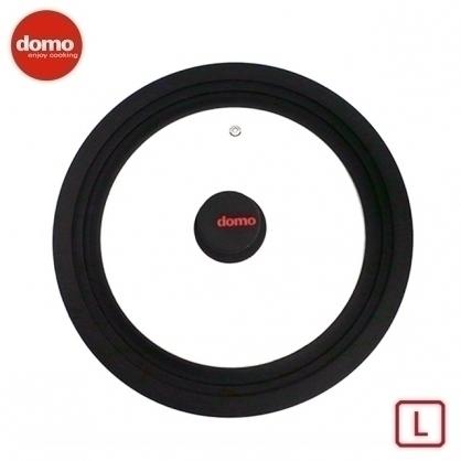 Domo 矽膠萬用鍋蓋-L