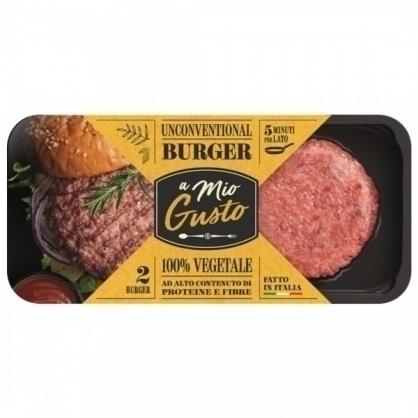 義大利 超級漢堡排(植物蛋白製品-純素) 220g