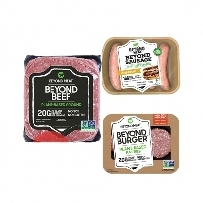 Beyond meat 未來漢堡排227g+未來香腸400g+未來牛肉453g【組合優惠】(贈保冰袋乙個)