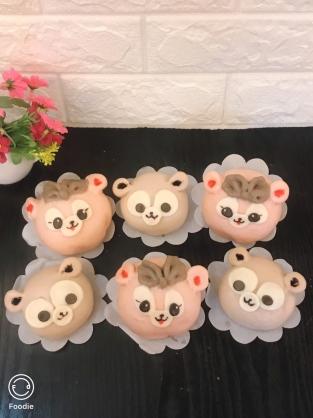 日本小熊包
