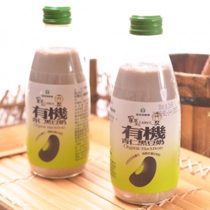 【羅東農會】羅董有機青仁黑豆奶24瓶(245ml/瓶)