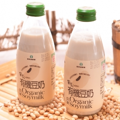 【羅東農會】羅董有機豆奶24瓶(245ml/瓶)
