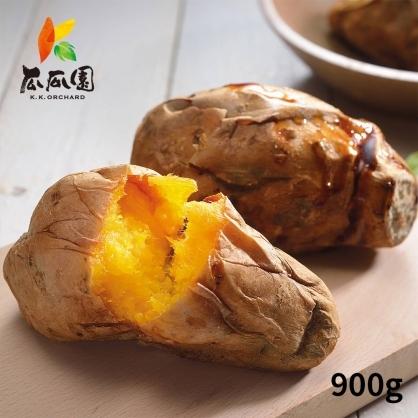 【瓜瓜園】冰烤番薯(900g/盒) / 紫心番薯(1kg/盒)