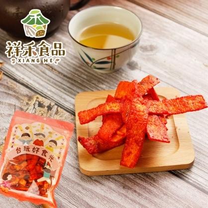 【祥禾食品】大豬公/蜜沙茶香之魚(250g/包)