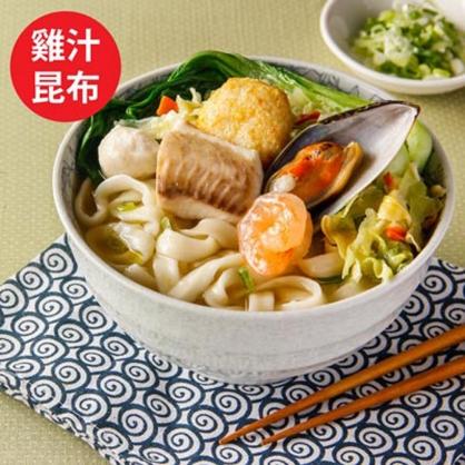 小資海鮮麵(雞汁昆布)